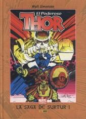 Best of Marvel Essentials - Thor de Walt Simonson -2- La saga de Surtur I