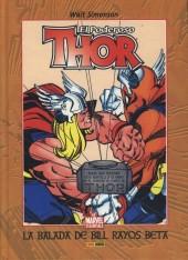 Best of Marvel Essentials - Thor de Walt Simonson -1- La balada de Bill Rayos Beta