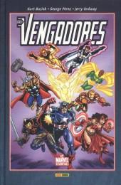 Best of Marvel Essentials - Los Vengadores de Busiek y Pérez -3- Los Vengadores