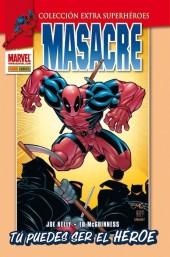 Colección Extra Superhéroes - Masacre -1- Tú puedes ser el héroe