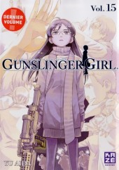 Gunslinger Girl -15- Tome 15