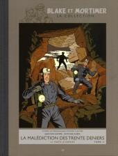 Blake et Mortimer - La collection (Hachette) -20- La Malédiction des trente deniers - Tome II - La Porte d'Orphée