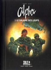 Alpha (Renard/Mythic/Jigounov) (Le Figaro) -3- Le salaire des loups