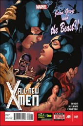 All-New X-Men (Marvel comics - 2012) -15- Jean Grey and the beast