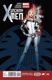 Uncanny X-Men (2013) -9- Issue 9
