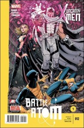 Uncanny X-Men (2013) -12- Battle of the atom - chapter 4