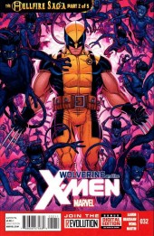 Wolverine and the X-Men Vol.1 (Marvel comics - 2011) -32- The hellfire saga part 2 of 5
