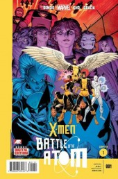X-Men: Battle of the Atom (2013) -1- Battle of the atom - Chapter 1