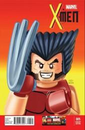 X-Men Vol.4 (Marvel comics - 2013) -5VC- Battle of the Atom - Chapter 3