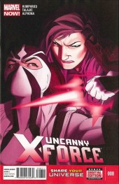 Uncanny X-Force (2013) -8- Issue 8
