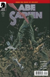Abe Sapien (2008) -15- The new race of man (part 2 of 2)