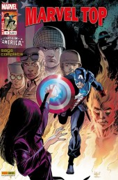 Marvel Top (Marvel France 2e série) -11- Captain America : forever allies -Panique à Hollywood