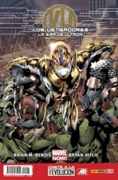 Vengadores (Los): La Era de Ultrón -1- Libros Uno y Dos