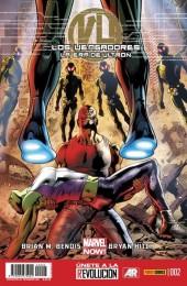 Vengadores (Los): La Era de Ultrón -2- Libros Tres y Cuatro
