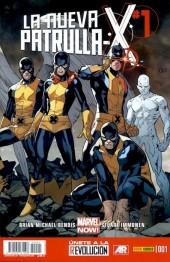La nueva Patrulla-X -1- Aquí LLega El Ayer (Partes 1 a 3)