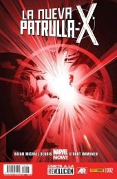 La nueva Patrulla-X -2- Aquí LLega El Ayer (Partes 4 a 5). Estar Para Quedarse (Parte 1)