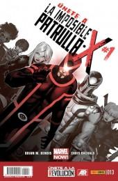 La imposible Patrulla-X -13- La Nueva Revolución. Ha LLegado El Nuevo Gallo