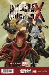 La imposible Patrulla-X -14- Vengadores VS. Patrulla-X: ¡Go!