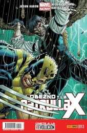 Lobezno y la Patrulla-X -13- El ültimo Frankenstein. No Es Malo Alegrarse De Estar Vivo