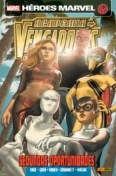 Academia Vengadores -5- Segundas Oportunidades