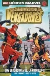 Academia Vengadores -6- Los Vengadores Vs La Patrulla-X