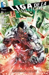 Liga de la Justicia (Nuevo Universo DC) -17- La Red