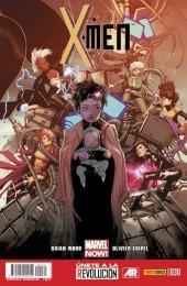 X-Men v4 -30- Primordial Parte 2/3