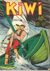 Kiwi -246- La diligence perdue 2e partie