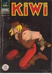 Kiwi -543- Le trésor des marais de feu