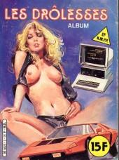 Les drôlesses -Rec01- Album N°1 (n°1 et n°2)