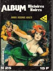 Histoires noires (Elvifrance) -Rec25- Album N°25 (n°81 et n°82)