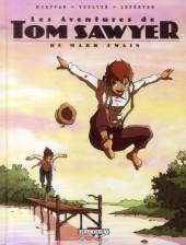Tom Sawyer (Les Aventures de) (Lefèbvre/Morvan/Voulyzé) -INT- Intégrale