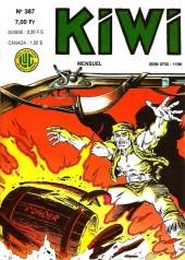 Kiwi -387- Les otages de Blek