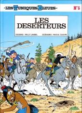 Les tuniques Bleues -5b2008- Les déserteurs