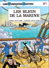 Les tuniques Bleues -7d2009- Les bleus de la marine