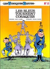 Les tuniques Bleues -12c2009- Les Bleus tournent cosaques