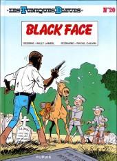Les tuniques Bleues -20c2009- Black face