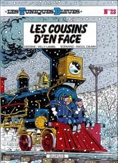 Les tuniques Bleues -23b2010- Les cousins d'en face