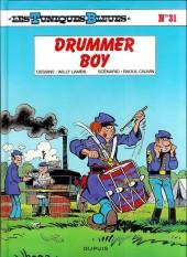 Les tuniques Bleues -31c09- Drummer boy