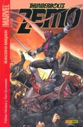Héroes Marvel: Tomos Únicos - Zemo: Nacido Mejor