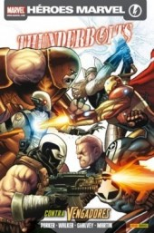 Thunderbolt v3 (en espagnol) -4- Contra los Vengadores