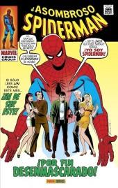 Spiderman (El Asombroso) - Marvel Gold -3- ¡Por fin desenmascarado!