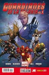 Guardianes de la galaxia (2013) -1- Guardianes de la Galaxia