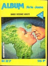 Série Jaune (Elvifrance) -Rec27- Album N°27 (n°128 et n°129)