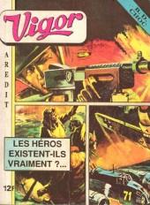 Vigor -Rec 02- Album n°2 (du n°266 au n°269)