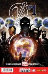 Nuevos Vengadores (Los) v2 -28- Memento Mori. Reinado Secreto