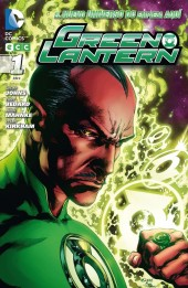 Green Lantern (Linterna Verde) -1- Sinestro (Parte 1). Nuevos Guardianes (Parte 1)