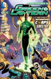 Green Lantern (Linterna Verde) -3- Sinestro (Parte 3). Nuevos Guardianes (Parte 3)