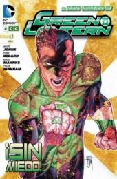 Green Lantern (Linterna Verde) -4- ¡Sin Miedo!