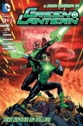 Green Lantern (Linterna Verde) -5- ¡Dos Contra Un Millar!